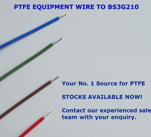PTFE HIGH PERFORMANCE - K Lacey Cables